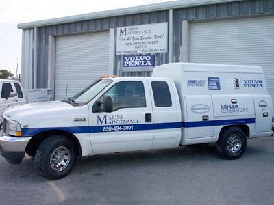 Marine Maintenance Pensacola Location